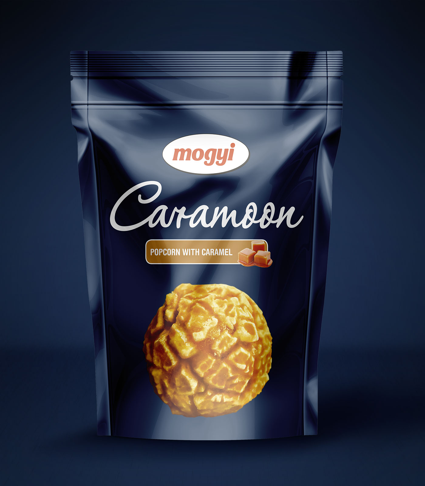 Mogyi Carammon - Popcorn with Caramell